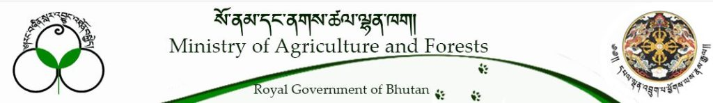 Ministry of Agriculture and forest vacancy 2020